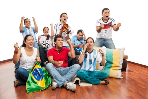 goodies supporter coupe du monde 2014