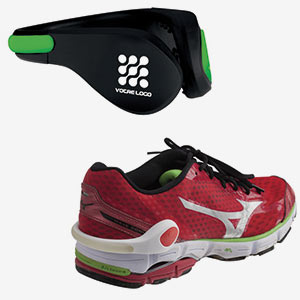 clip led pour chaussure personnalisé