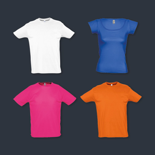 Tee-shirts publicitaires