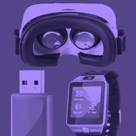 Téléphonies et tablettes tactiles publicitaires