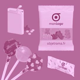 Bonbons publicitaires