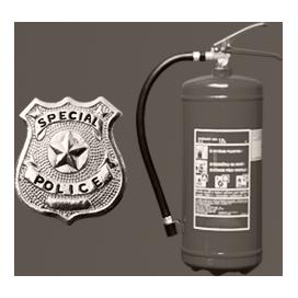 Sapeurs pompiers, police & gendarmerie