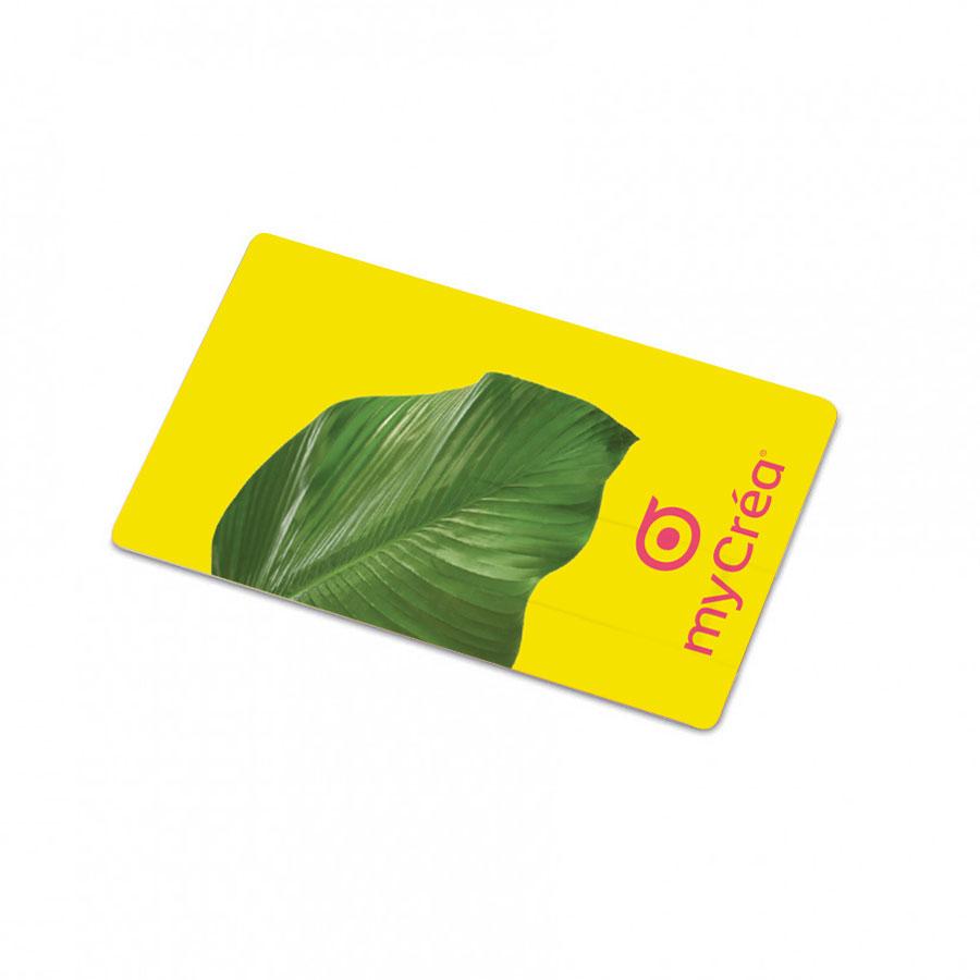 Image of CLE USB PUBLICITAIRE 'CREDITO' QUADRI 4 SEMAINES