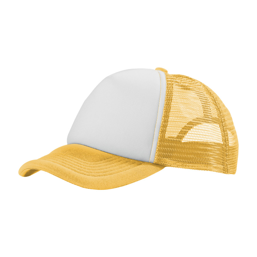 Image of CASQUETTE PERSONNALISABLE TRUCKER 'BULL'