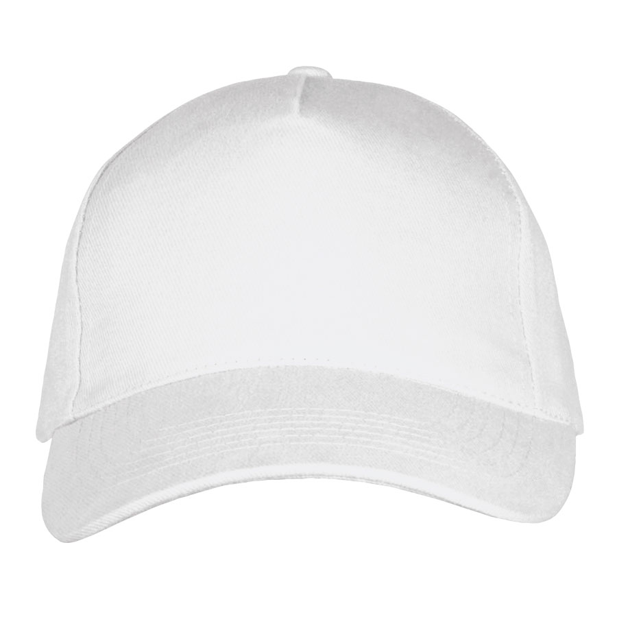 Image of CASQUETTE PERSONNALISABLE 'LONG BEACH' 260 GR/M²