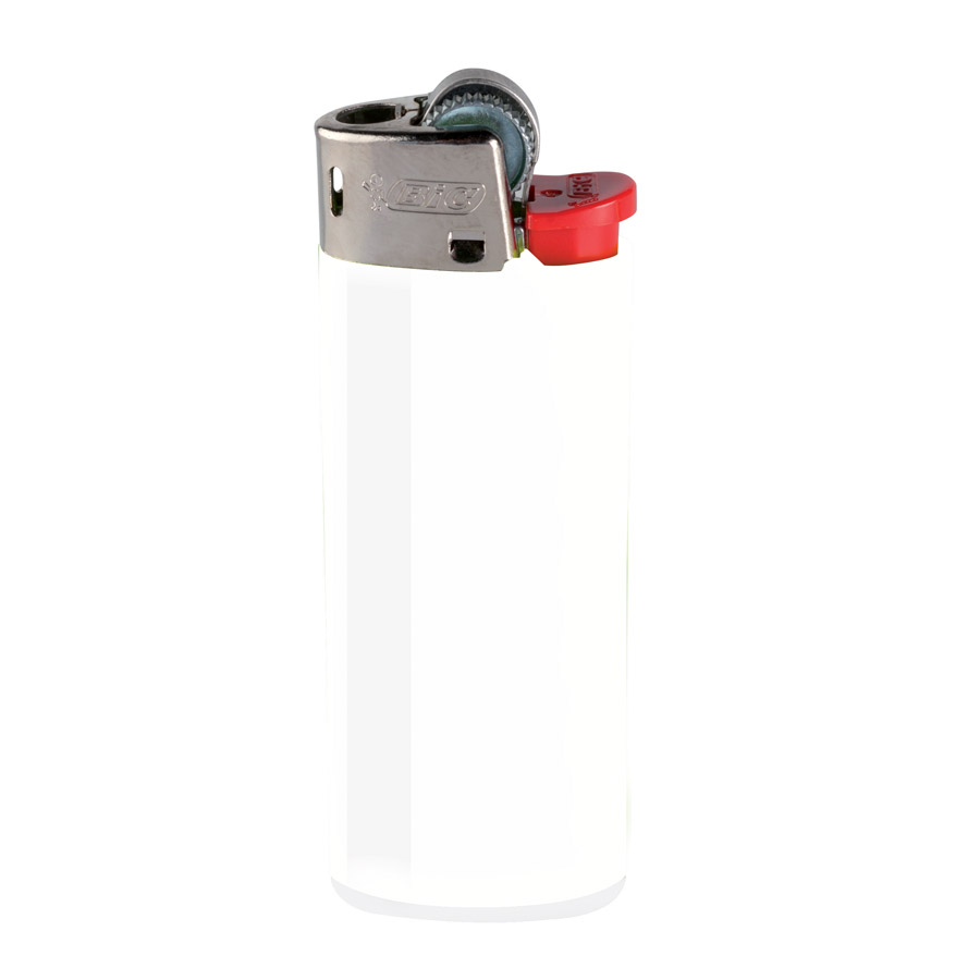 Image of MINI BRIQUET JETABLE BIC 'FUEGO' FULLCOLOR