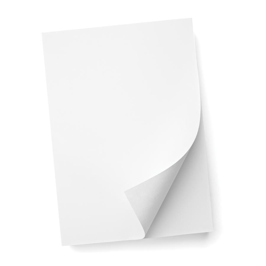 BLOC-NOTES A4 'GORDON' 50 FEUILLES