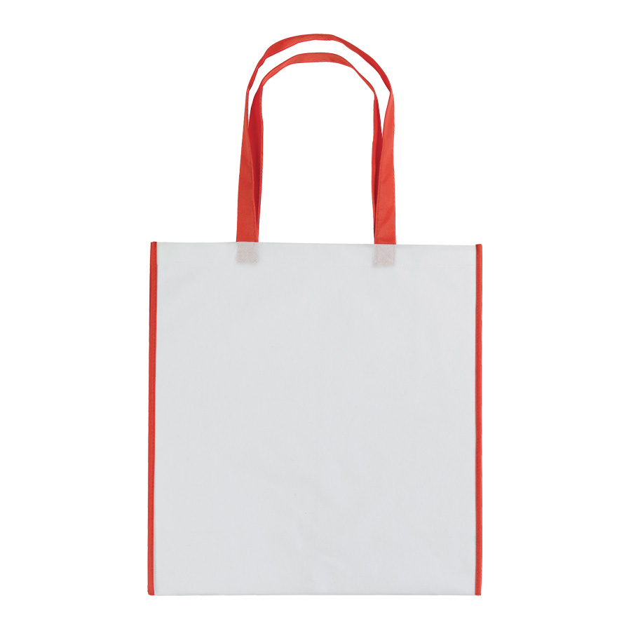 Image of SAC SHOPPING PERSONNALISÉ 'JANNA' 80 GR/M²