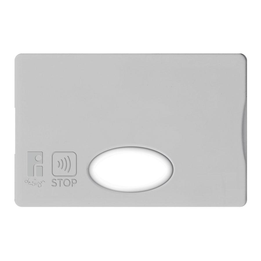 ETUI-CARTE RIGIDE ANTI-RFID 'LINZ'