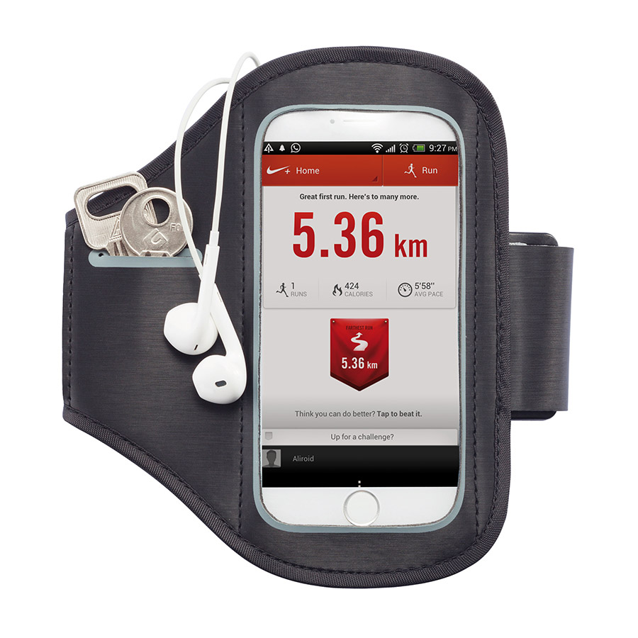 BRASSARD SPORT UNIVERSEL POUR SMARTPHONE 'RUNY'