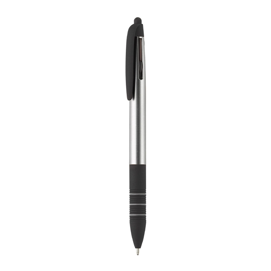 STYLO 3 COULEURS AVEC STYLET 'MAYALL'