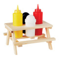 PORTE CONDIMENTS TABLE DE PIQUE NIQUE