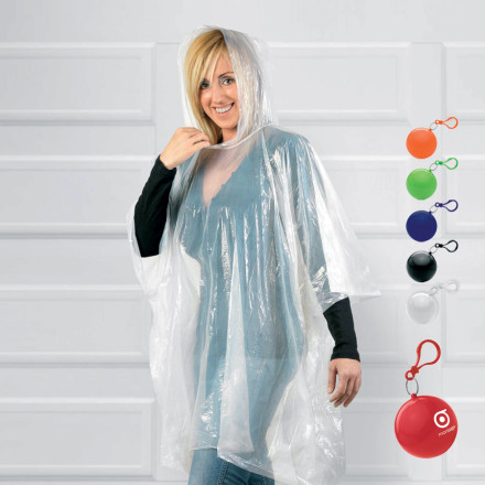 PONCHO BALLE ADULTE 'GALWAY'