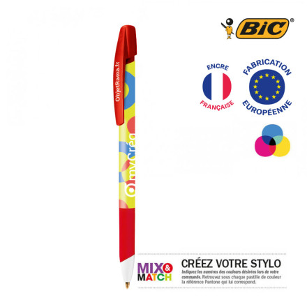 STYLO BIC® MIX ET MATCH 'MEDIA CLIC DIGITAL GRIP'