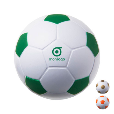 BALLON DE FOOTBALL ANTI STRESS PERSONNALISÉ 'CASTELAO'