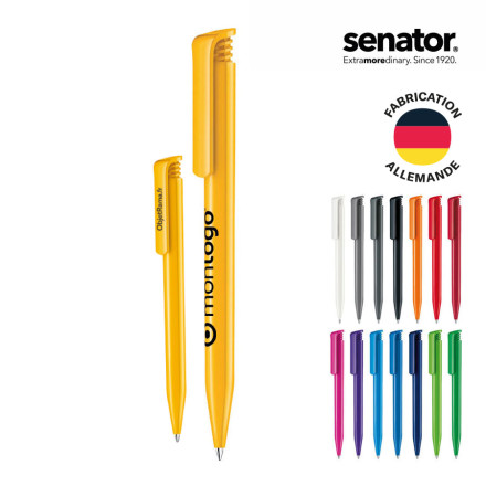 STYLO SENATOR® 'SUPER HIT POLISHED' PERSONNALISATION INCLUSE