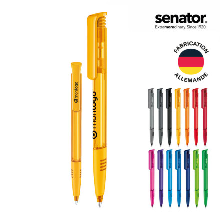 STYLO SENATOR® 'SUPER HIT GRIP CLEAR'