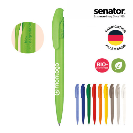 STYLO SENATOR® BIODEGRADABLE 'NATURE PLUS'