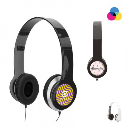 CASQUE AUDIO PUBLICITAIRE 'REMIX'