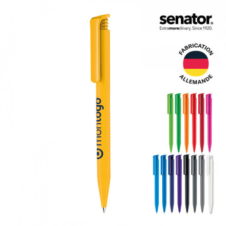 LOT DE 500 SENATOR® 'SUPER HIT' MATT LIVRAISON EXPRESS