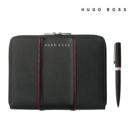 STYLO BILLE/CONFERENCIER HUGO BOSS® 'GEAR'