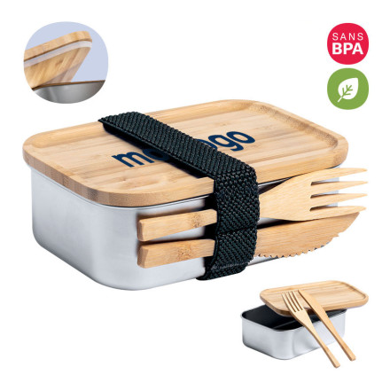 LUNCH BOX PERSONNALISABLE 'CONCHI'