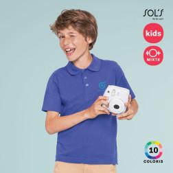 POLO PUBLICITAIRE ENFANT 'SUMMER KIDS' 170 GR/M²