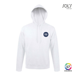 SWEAT-SHIRT PUBLICITAIRE MIXTE 'SNAKE' 280 GR/M²