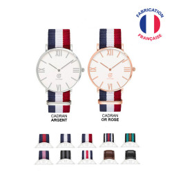 MONTRE PERSONNALISEE HOMME 'DANDY'