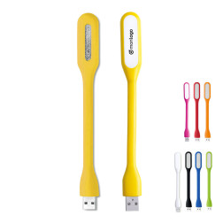 LAMPE FLEXIBLE USB PUBLICITAIRE 'LUMO'