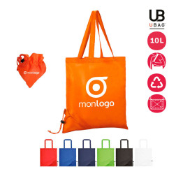 TOTE BAG PLIABLE PERSONNALISABLE 'ASIA'