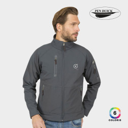 SOFTSHELL HOMME PEN DUICK® 'PLYMOUTH'