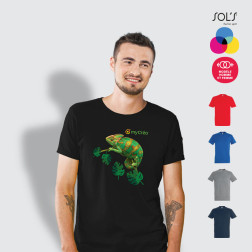 TEE-SHIRT HOMME PERSONNALISABLE 'IMPERIAL FULL DIGITAL PRINT'