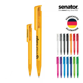 STYLO SENATOR® 'SUPER HIT FROSTED' PERSONNALISATION INCLUSE