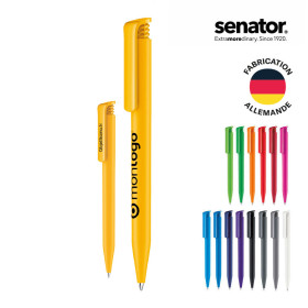 STYLO SENATOR® 'SUPER HIT MAT' PERSONNALISATION INCLUSE