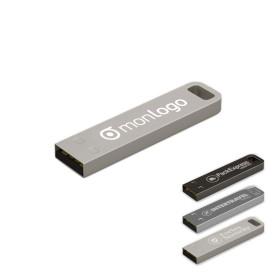 CLE USB PUBLICITAIRE 'IRON FLASH PLUS'
