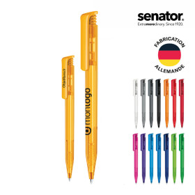 STYLO SENATOR® 'SUPER HIT CLEAR' PERSONNALISATION INCLUSE