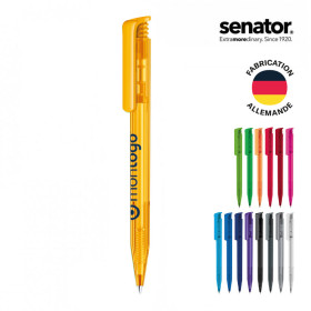 LOT DE 500 STYLOS SENATOR® 'SUPER HIT' CLEAR - EXPEDITION EXPRESS 24H