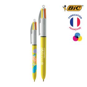 STYLO PROMOTIONNEL BIC® '4 COULEURS SUN'