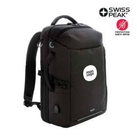 SAC A DOS WEEK-END PUBLICITAIRE SWISS PEAK® 'AMADORA'