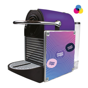 MACHINE A CAFE PERSONNALISEE 'PIXIE' NESPRESSO®