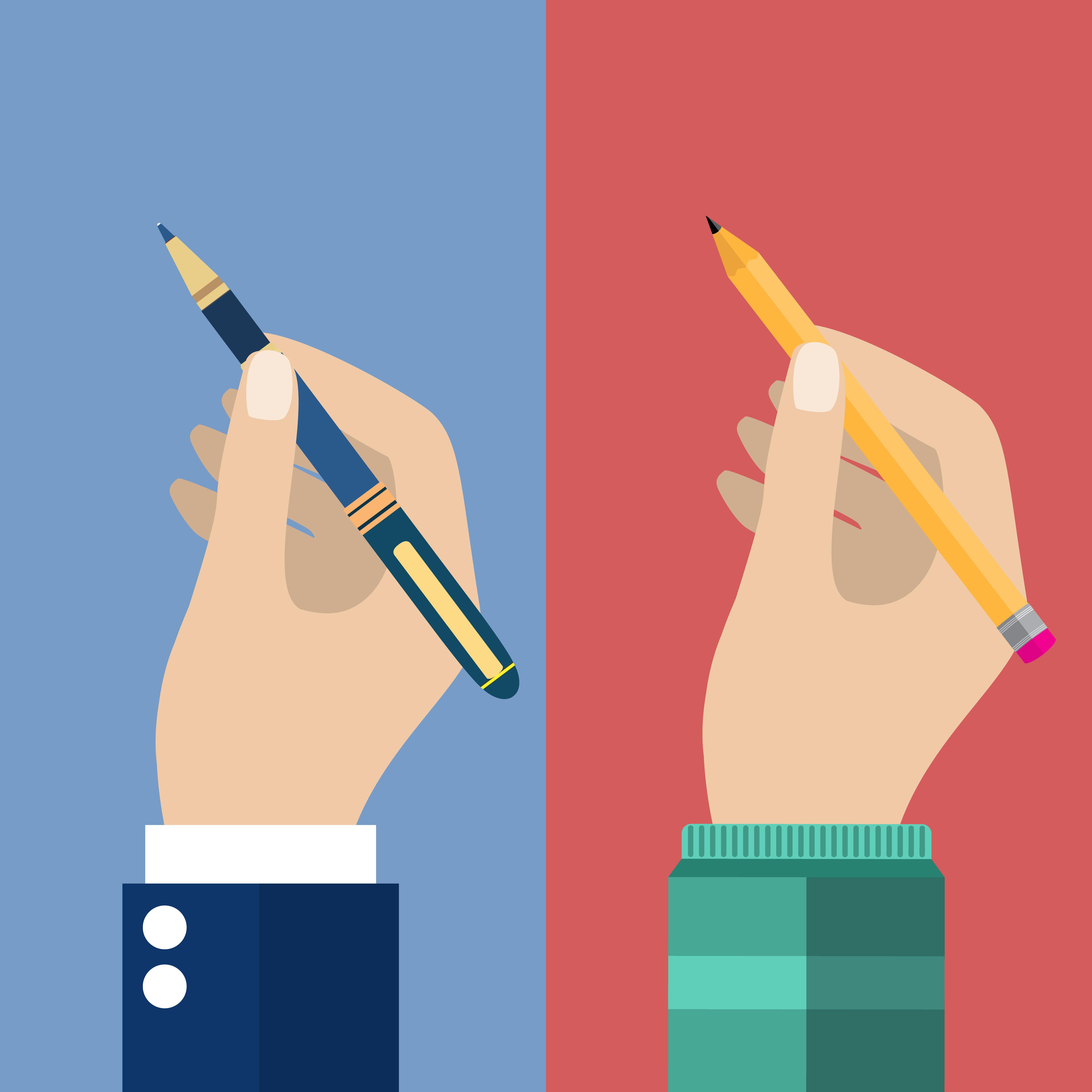 Le stylo, champion de l'objet publicitaire !