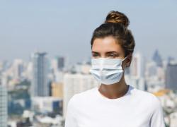 Le masque respiratoire est-il LE nouvel accessoire à la mode ?