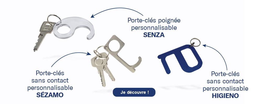 Découvrez les porte-clés crochets multifonction