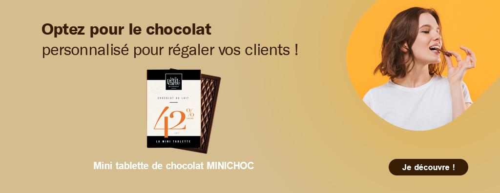 Chocolat publicitaire | ObjetRama