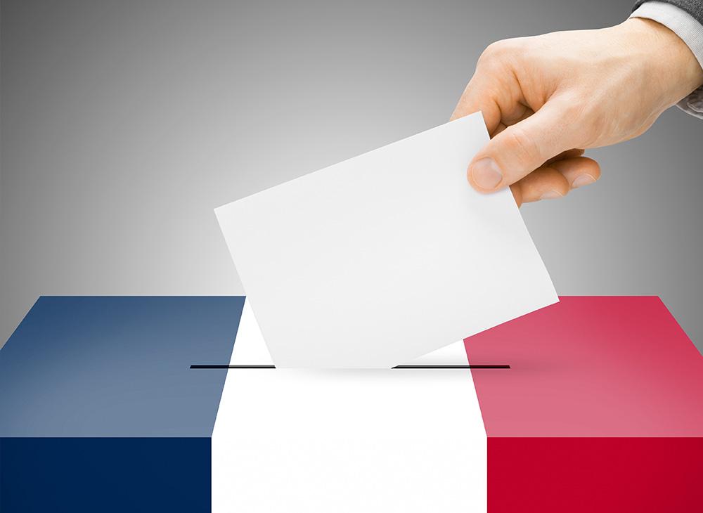 election presidentielle legislatif publicitaire - ObjetRAMA