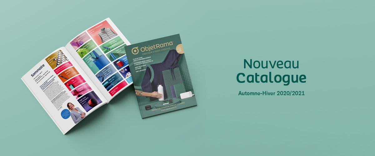Catalogue Automne-Hiver 2020 ObjetRama