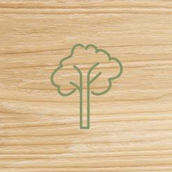 Objets publicitaires en bois