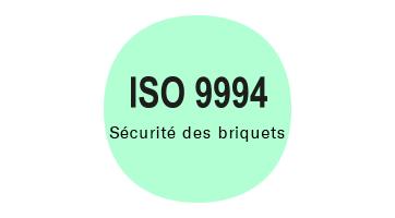 ISO 9994 : les briquets