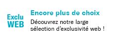 Exclus web objets publicitaires - ObjetRama